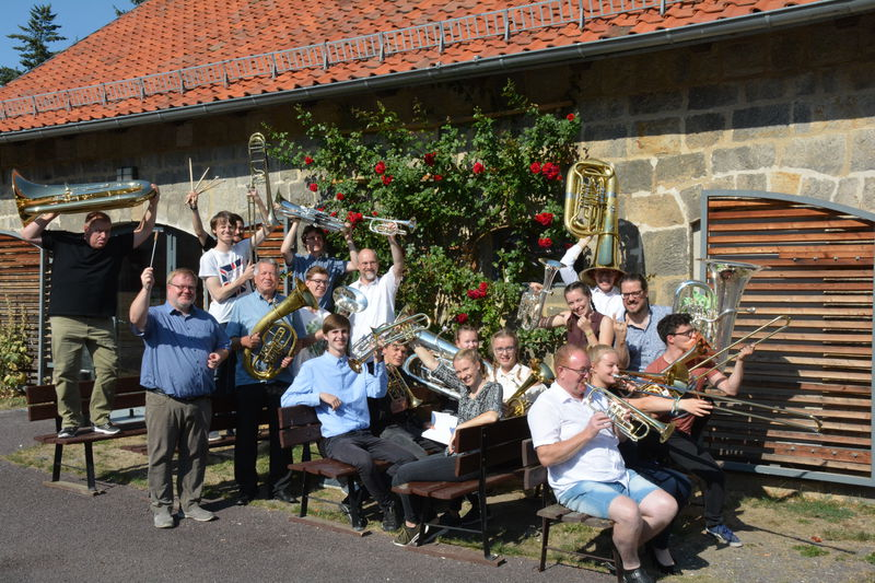 Brass Band Workshop Michaelstein